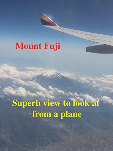 ??????Mount Fuji superb view virtual flight
