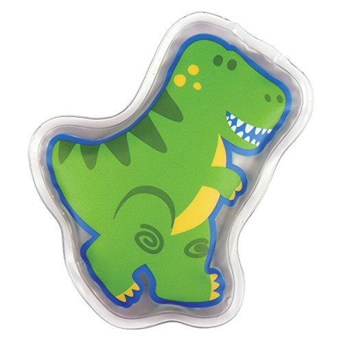 Stephen Joseph Dino Freezer Friends,Cold Pack, Multicolor