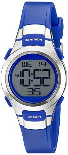 armitron-sport-womens-45-7012blu-silver-tone-accented-digital-chronograph-blue-resin-strap-watch