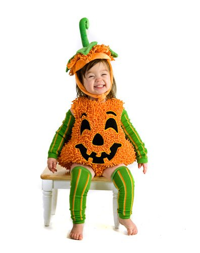 Princess Paradise - Happy Halloween Pumpkin Infant / Toddler Costume