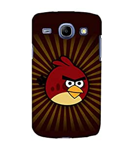 printtech Angry Bird Red Back Case Cover for Samsung Galaxy A8 / Samsung Galaxy A8 A800F