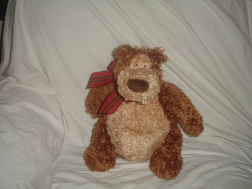 "14"" Harley the Bear by Gund - 1"