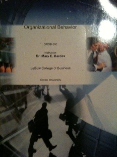ORGANIZATIONAL BEHAVIOR >CUSTO