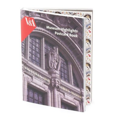 V&A Highlights Postcard Book