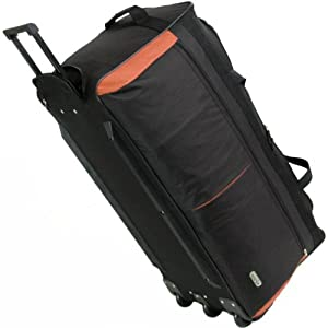 Karabar Large Super Lightweight Wheeled Holdalls - 3 Years Warranty!