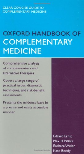 Oxford Handbook of Complementary Medicine (Oxford Handbooks)