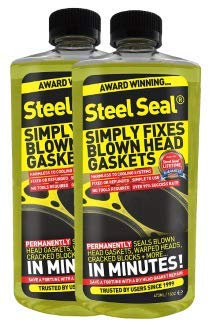 Head Gasket Sealer for 6 Cylinder Engines - Steel Seal
