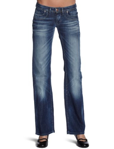 Only Damen Flared Jeans Auto Low Boot Cut Chiara RO862
