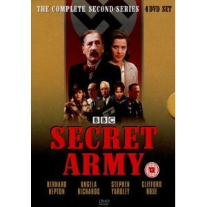 Secret Army: The Complete First Series [Region 2] movie