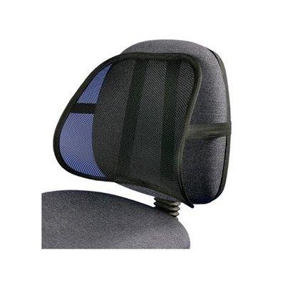 CostMad-Lendenwirbelsttze-aus-sehr-bequemem-Gewebe-zur-Frderung-einer-gesunden-Sitzhaltung-Schmerzlinderung-beim-Sitzen-auf-Schreibtischsthlen-usw-mit-Gummiriemen