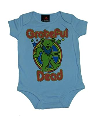 Amazon Grateful Dead Retro Dancing Bear Infant Baby