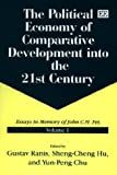 The political economy of comparative development into the 21st century