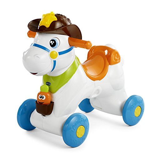 Chicco 00007907000000 Baby Rodeo Electronic Ride on Toy