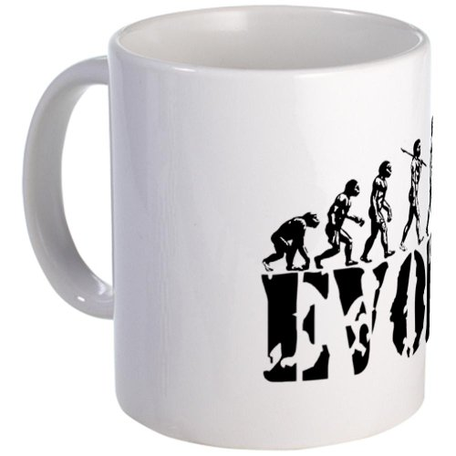 Recumbent Bicycle Mug Mug by CafePress