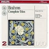 echange, troc  - Brahms : Intégrale des Trios