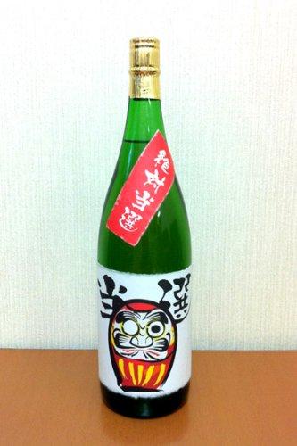 だるまラベル 都鶴 純米吟醸 1800ml