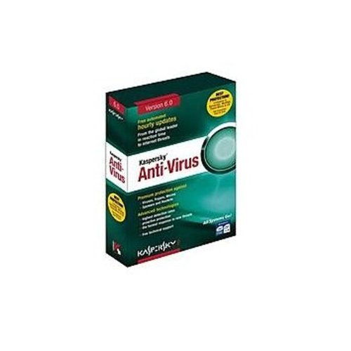 Kaspersky Anti-Virus 6.0 [OLD VERSION]