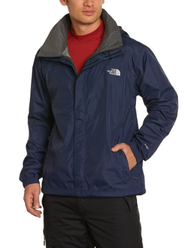 The North Face, Giacca Uomo Resolve, Blu (cosmic blue), XL