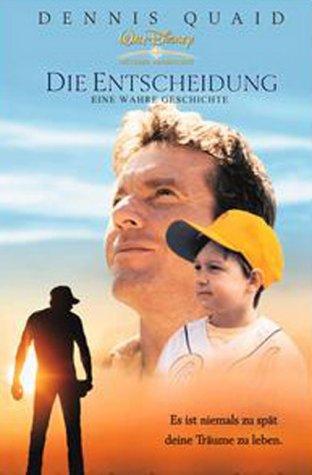 Die Entscheidung - Eine wahre Geschichte [VHS]