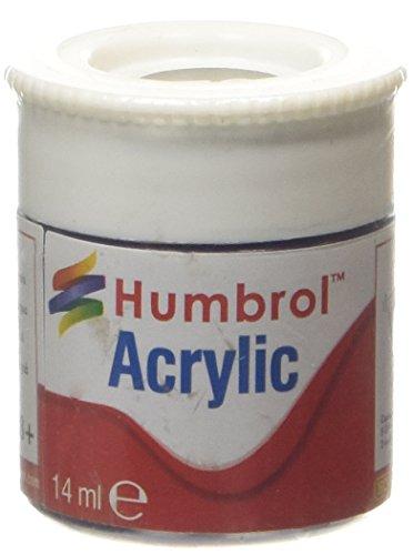 Humbrol Acrylic Paint, Dark Grey