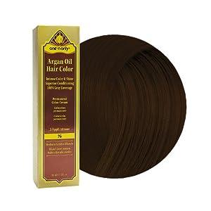 ... .com : One 'N Only Argan Oil Hair Color 7G Medium Golden BlondeRevlon Luxurious Colorsilk Buttercream Light Golden Brown