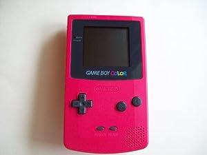 Amazon.com: Game Boy Color - Berry: Video Games