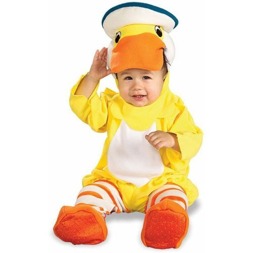 Rubies Rubber Ducky Baby Costume