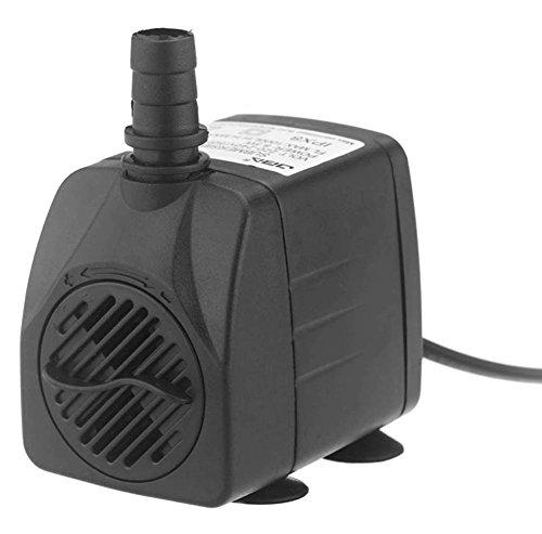 Amaranteen - 1000L/H 8.5W Pumps 50Hz Submersible Water Pump Hydroponic