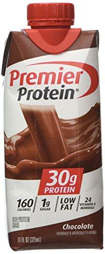 Premier Nutrition High Protein Shake, Chocolate, 18
