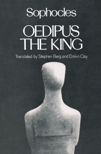 a modern reenactment of oedipus the king by sophocles A modern reenactment of a viking battle  vikings: raiders or traders  while oedipus is a good man, sophocles illustrates the strict obedience required by the.