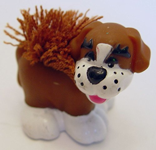 Little People Dog St. Bernard 2007 Touch N' Feel - Replacement Figure - 1