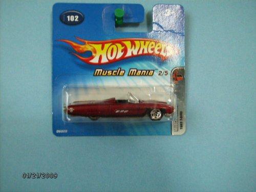 Hot Wheels Muscle Mania 1963 T-bird - 1