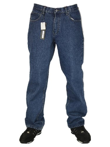 New Mens Stonewash Joe Bloggs Legendary Designer 3 Colours Denim Jeans W32 L29