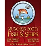 Fish & Ships Booster Pack (1) Munchkin Booty