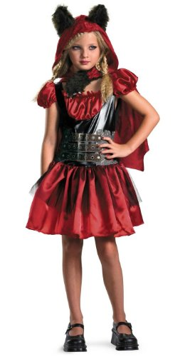Little Red Riding Hood Rage Costume