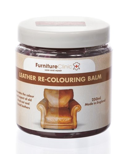Furniture clinic leather re coloring balm 8 5 fl oz for Furniture clinic