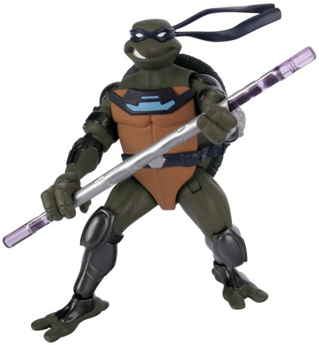 Buy Low Price Playmates Teenage Mutant Ninja Turtles: Fast Forward 5″ Donatello Action Figure (B000KHI87U)