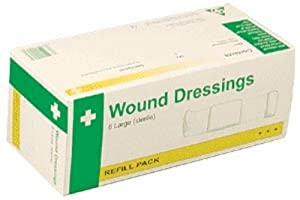 First Aid Sterile Dressing First Aid Sterile Wound