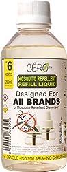 Mosquito Repellent REFILL LIQUID for ALL BRANDS of Vaporiser Machines (200ml)