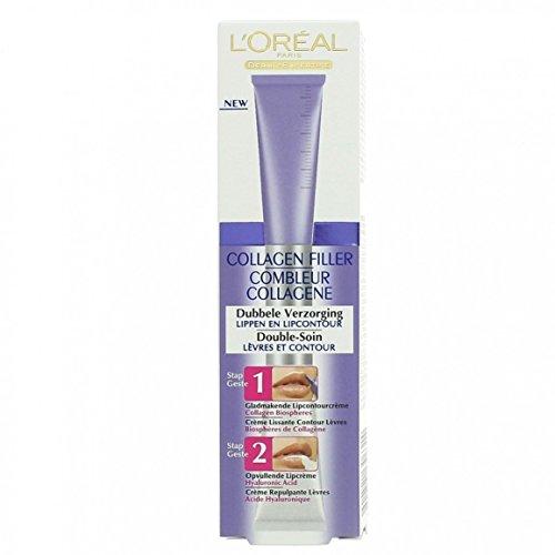 L'Oréal Paris Dermo-expertise Double-soin lèvres et contour 15ml