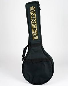 Deering Deluxe Padded Open Back Banjo Gig Bag