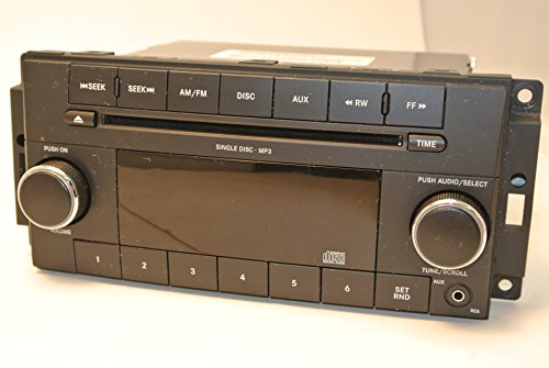 daimler-p68021159ac-factory-am-fm-cd-player-w-aux-input-car-stereo-for-08-09-jeep-dodge-chrysler