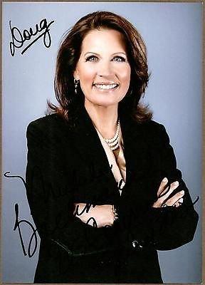 Michelle Bachmann, Tea Party Favorite For 2016, Coa