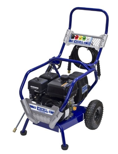 Excell PWZ0163100.01 3,100 PSI 212cc Gas Powered Pressure Washer