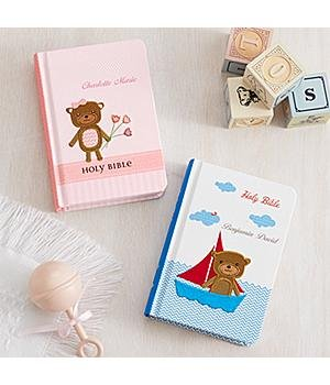 Personalized Baby Bible
