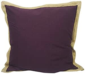 Decorative Pillows Newport Layton Home Fashions : Amazon.com: Newport Layton Home Fashions Espadrille Pillow with Zipper Closure, Feather Insert ...