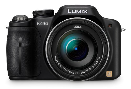 Panasonic Lumix DMC-FZ40 14.1 MP Digital Camera