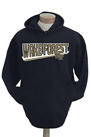 NCAA Wake Forest Demon Deacons Ladies Owler Hooded Sweatshirt by CI Sport