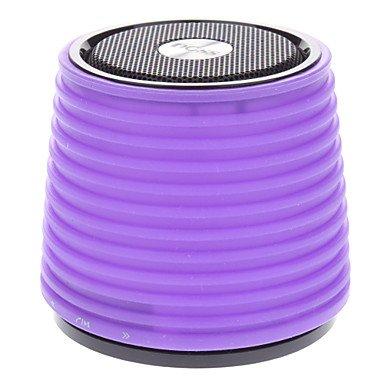 Zaki Doss Bluetooth 360¡Ã Amplifier Speaker With Tf Port/Mini Usb/3.5Mm Plug(Iphone/Ipad/Samsung/Htc/Moto)