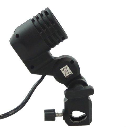 DynaSun WOF4005 Douille Orientable Adaptateur Éclairage pour Studio